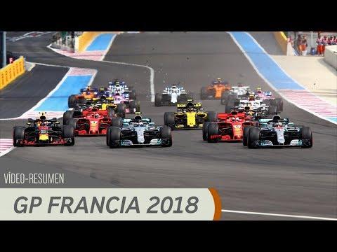 Resumen Del GP De Francia - F1 2018