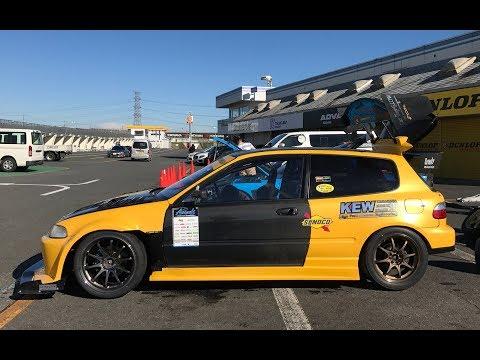 The Evolution Of The Yellow Factory EG6 - YF☆RK シビック