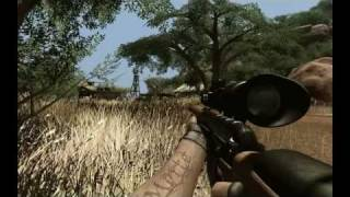 My Gameplay on FarCry2 on HD4870 512 mb  max detail
