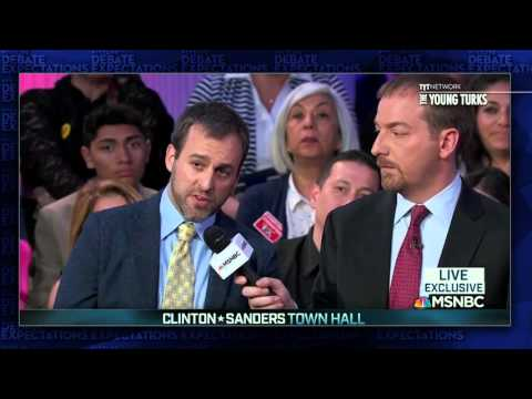 MSNBC Nevada Democratic Town Hall: The Worst Line Was…
