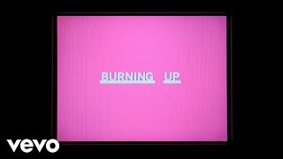 Hot Chip - Burning Up (Lyric Video)