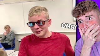 Blind Boy Sees For The First Time EVER.. (INCREDIBLE)