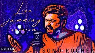 Download Hindi Video Songs - Akhiyan udeek diyan | Ustad Nusrat Fateh ali khan |Cover| Sonu kocher | jamming on world music day.