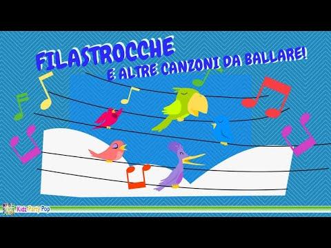 Filastrocche e Altre Canzoni da Ballare!