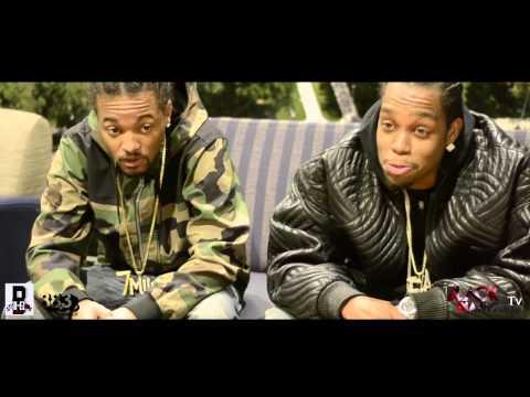 Doughboyz Cashout Interview - The B.EZ Show - Black Diamond Tv   Shot by @Gnothegod