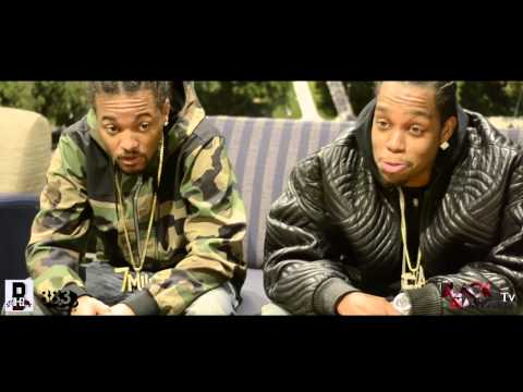 Doughboyz Cashout Interview - The B.EZ Show - Black Diamond Tv | Shot by @Gnothegod