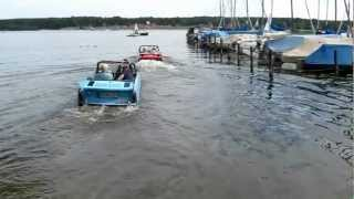 02.09.12: Amphicar in Berlin-Wannsee