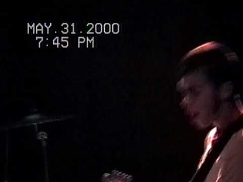 THE CASKET LOTTERY live full set at The Bluebird in Denver, CO on May 31, 2000