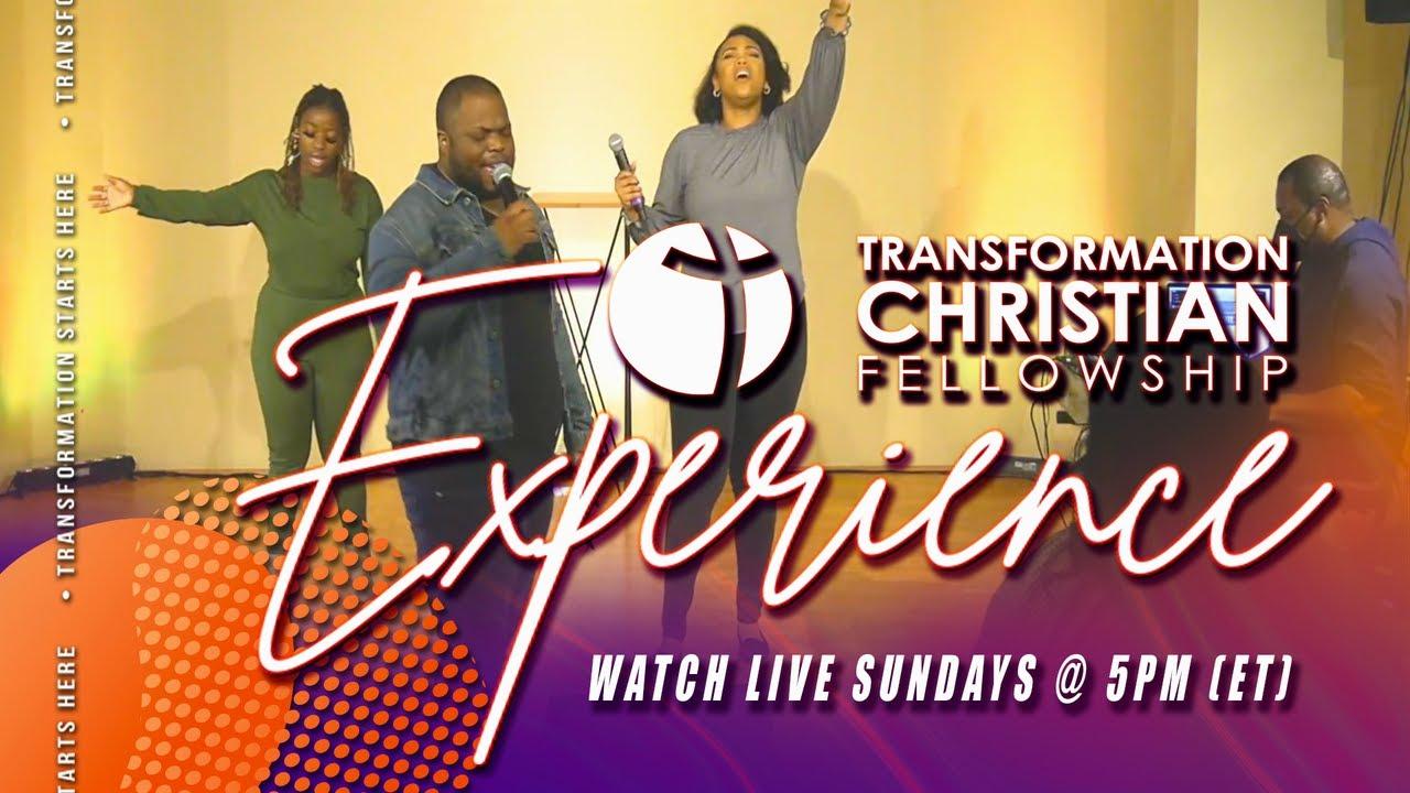 🔵 CHURCH ONLINE // TRANSFORMATION CHRISTIAN FELLOWSHIP (OCT 17, 2021)