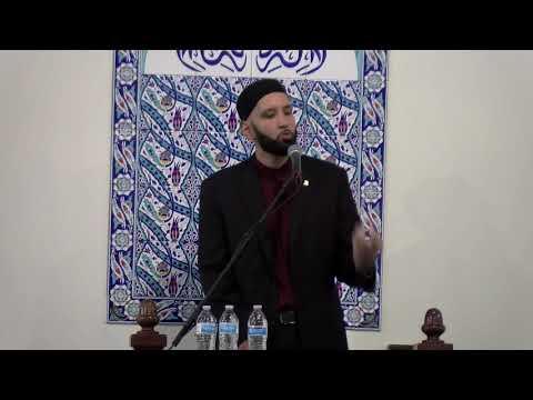 Jumu'ah Khutbah 2018 | September 21 | Shaykh Omar Suleiman
