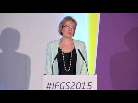 Theme One: Fintech Ecosystem in the UK - Powering the Economy - Keynote: Andrea Leadsom