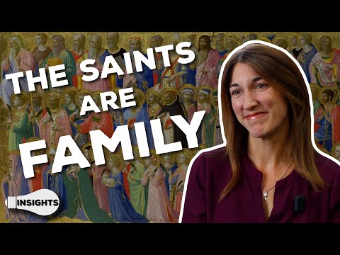 Developing a Relationship With the Saints - Rachelle Parker