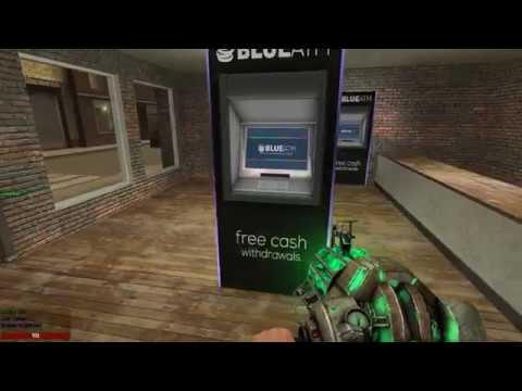 Blue's ATM - A Lightweight ATM/Bank System