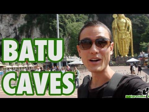 A Tour of The Batu Caves Temple in Kuala Lumpur