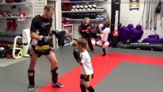 Children's Muay Thai Class