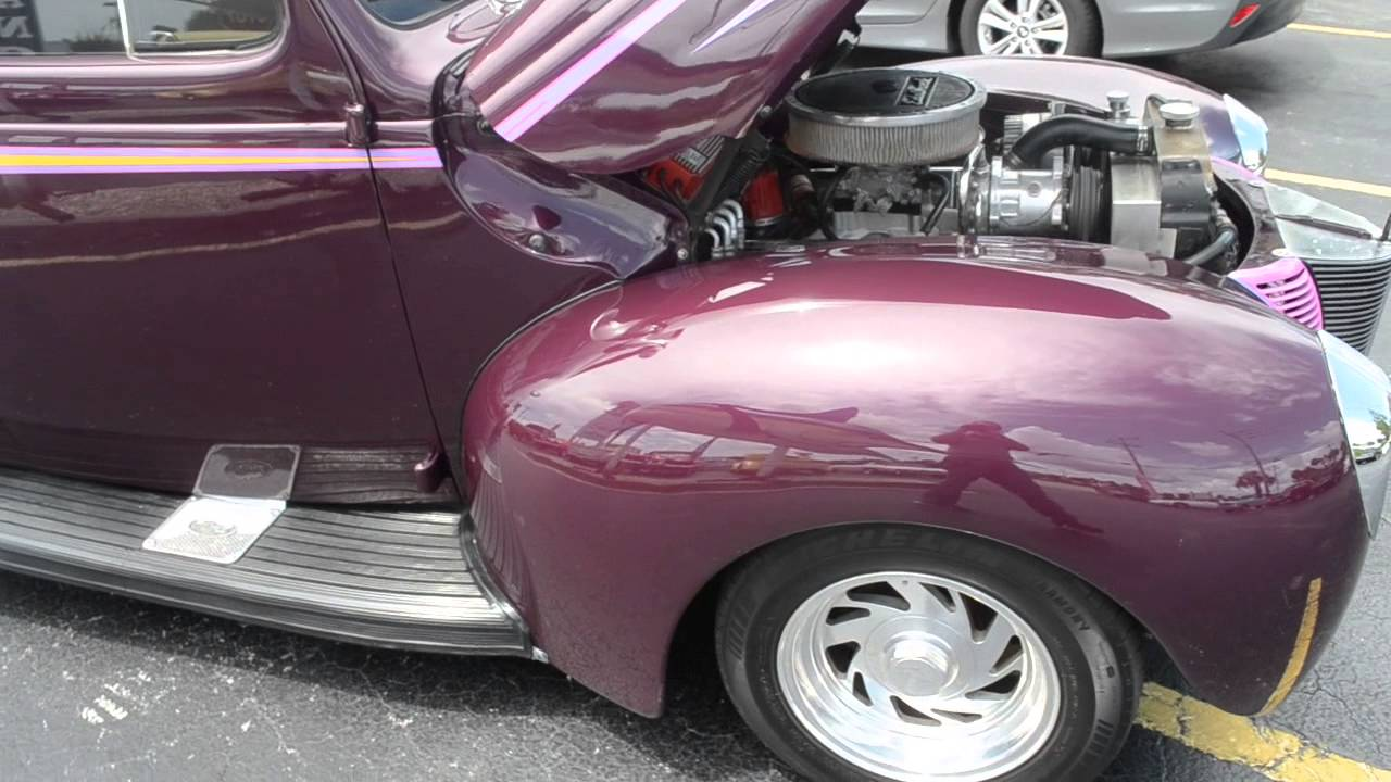 1940 Ford Deluxe Coupe hot rod classic cars for sale Stuart, FL ...