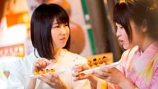 横山由依ちゃんが京都の古代色を見つけに京都の街を巡る当番組!今回は春の嵐山SPということで、由依ちゃんの大好きな後輩・川栄李奈さんを迎えぶらり。