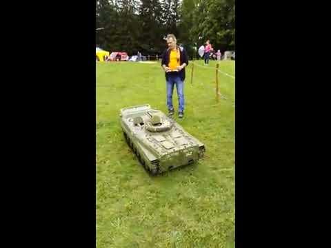BMP-1  1:4   160KG   200ccm