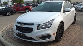 2015 Chevrolet Cruze 1LT Review