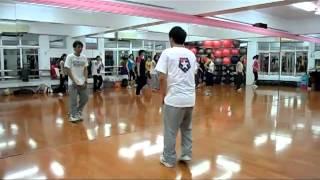 高雄DJ T-ara Lovey Dovey  第一段教學~高雄DJ舞蹈專攻班