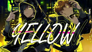【Cover】YELLOW【奏手イヅル/唯牙コハク】