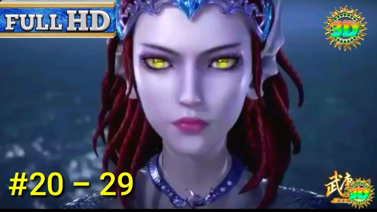 film animasi terbaru 2020 subtitle indonesia by fantasy 3d/IBLIS KECIL 20 - 29
