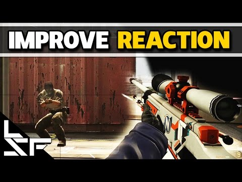 IMPROVE REACTION TIME - CSGO Reflex Tips | AWP MM Gameplay