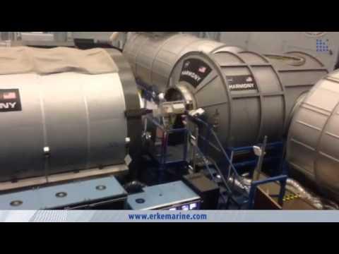 ERKE Marine, NASA Space Center - Houston / TEXAS - USA