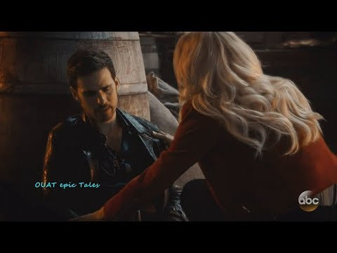 Once Upon A Time 7x02 Emma Saves & Gives Other Hook a Second Chance  Season 7 Episode 2
