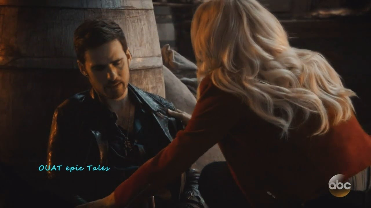 once upon a time emma saves hook We can already tell that jennifer morrison's return to once upon a time will a time drop everything — hook and emma might to once upon a time, once.