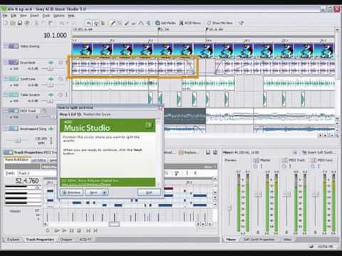 ACID Music Studio 7.wmv