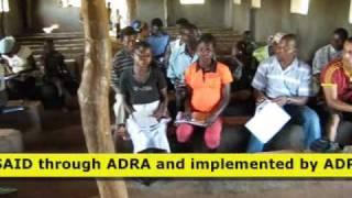 ADPP - Alfabetização Zambézia