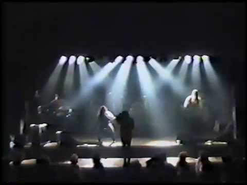 1990s New Jersey cover band VOICES at the Silo, Reading, PA, 04/24/1993