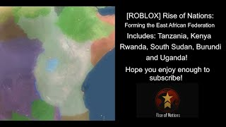 [ROBLOX] Rise of Nations: Forming the East African Federation w' surprise (20)