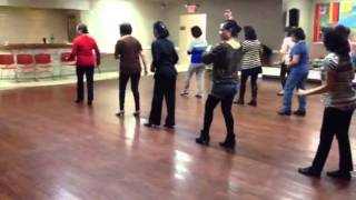I have a Dream Line Dance .. By Annabelle Rios with the Pur
