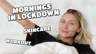 MORNING ROUTINE | LOCKDOWN EDITION