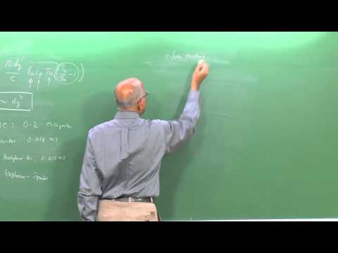 Mod-01 Lec-21 Combustion: Ignition Kernel, Quenching Distance, Minimum Ignition Energy