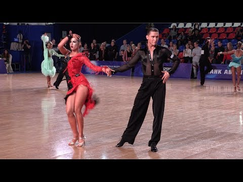 Dmitry Kulebakin - Daria Sviridenko RUS, Cha-Cha-Cha | WDSF International Open Latin