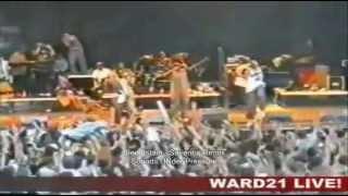 Ward 21 - Blood stain ( Saverios remix ) - video clip edit - [ragga jungle / drum n bass]