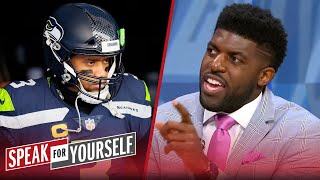 Emmanuel Acho explains what Russell Wilson has left to prove in Seattle   NFL   SPEAK FOR YOURSELF
