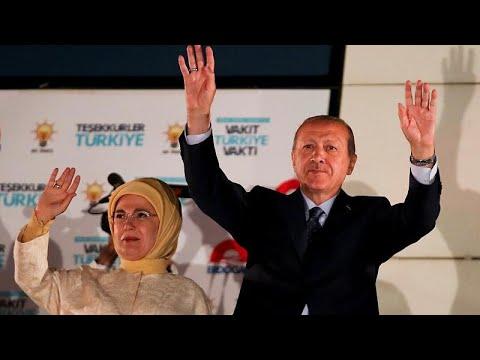 Эрдоган - новый