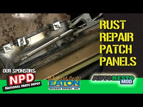 How To Make Your Own Rust Patch Repair Episode 342 Autorestomod