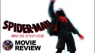 SPIDER-MAN: INTO THE SPIDER-VERSE Movie Review (Spoilers)