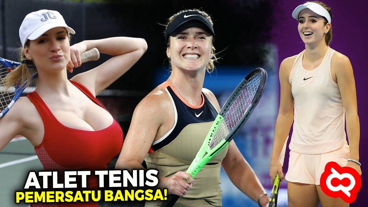 Sungguh Memanjakan Mata! Pesona Ratu Tenis Dunia yang Tiap Bertanding Bikin Tegang