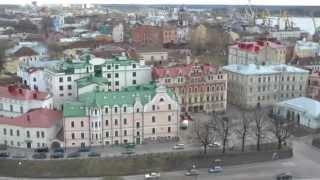 Выборг - вид с крепости(, 2012-05-08T16:15:07.000Z)