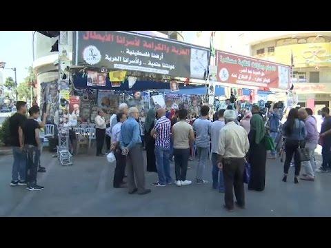 الأسرى الفلسطينيون يعلقون إضرابا دام 40 يوما بعد التوصل إلى اتفاق  - 00:21-2017 / 5 / 28