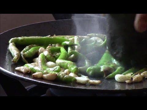 Kolhapuri Mirchi Thecha/рдХреЛрд▓реНрд╣рд╛рдкреБрд░реА рдорд┐рд░рдЪреА рдареЗрдЪрд╛ /рд╣рд░реА рдорд┐рд░реНрдЪ рдХрд╛ рдареЗрдЪрд╛ /Green chili thecha