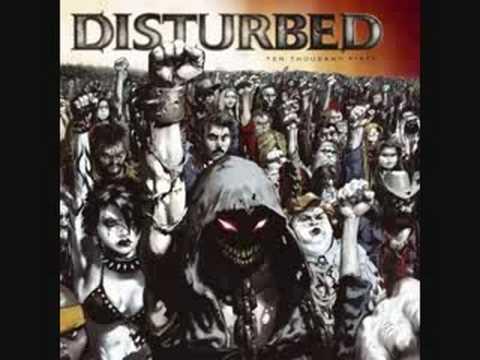Disturbed: Im Alive