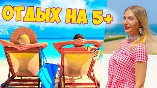 видео Пляжный отдых в Египте 2018