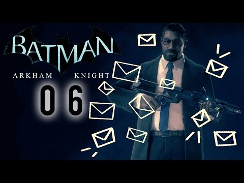 Sema spielt: BATMAN ARKHAM KNIGHT · Private E-Mail-Server st